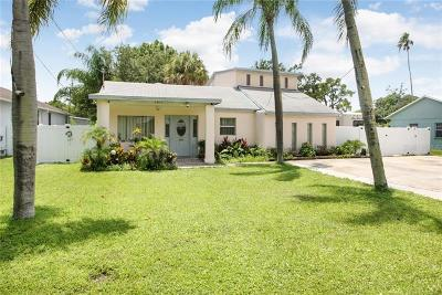 Tampa Single Family Home For Sale: 4612 W Ballast Point Boulevard