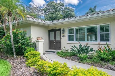 Belleair Single Family Home For Sale: 215 Ponce De Leon Boulevard