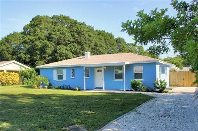 Tampa Single Family Home For Sale: 4005 W Tyson Avenue