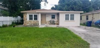 Tampa Single Family Home For Sale: 3619 W Cass Street