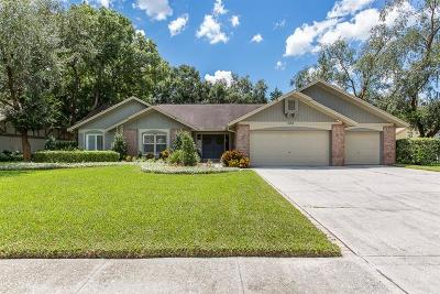 Lutz FL Single Family Home For Sale: $524,900