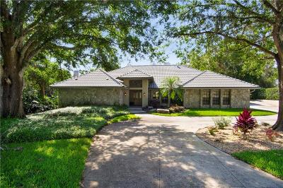 Pasco County Single Family Home For Sale: 30165 Fairway Drive