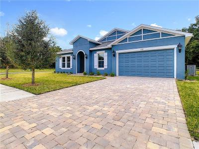 Hillsborough County Single Family Home For Sale: 201 Majestic Sundown Court