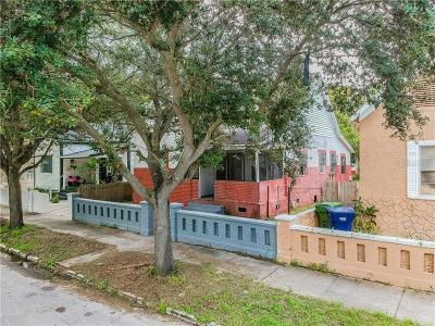 Tampa Single Family Home For Sale: 2313 W Beach Street