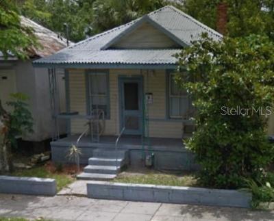 Single Family Home For Sale: 1213 E 12th Avenue