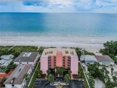 Indian Rocks Beach Condo For Sale: 506 Gulf Boulevard #301