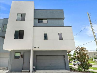 Tampa Townhouse For Sale: 1910 W North A Street #11