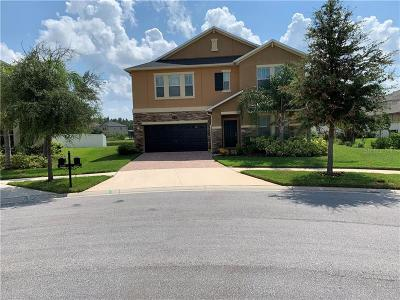 Single Family Home For Sale: 19307 Stone Fence Place