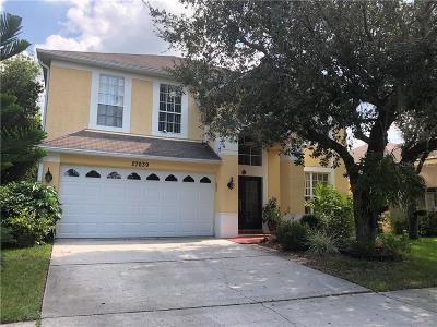 Wesley Chapel Single Family Home For Sale: 27639 Sky Lake Circle