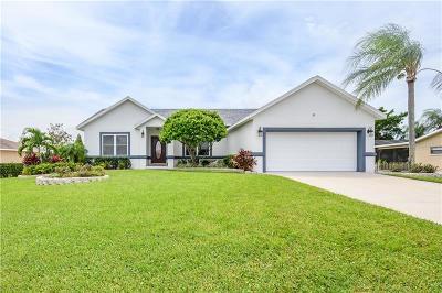 Apollo Beach Single Family Home For Sale: 758 Flamingo Drive