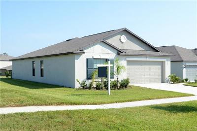 Zephyrhills Single Family Home For Sale: 36005 Stable Wilk Avenue