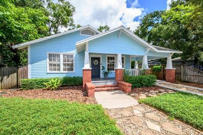 Tampa Single Family Home For Sale: 117 W Ida Street