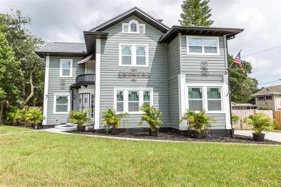St Petersburg Single Family Home For Sale: 2306 Trelain Drive S