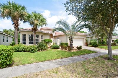 Single Family Home For Sale: 4970 Sapphire Sound Drive