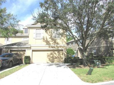 Tampa Townhouse For Sale: 4150 Bismarck Palm Drive