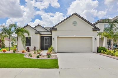 Wimauma Single Family Home For Sale: 14331 Italia Drive