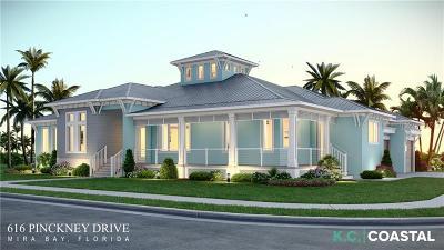 Apollo Beach Single Family Home For Sale: 616 Pinckney Drive