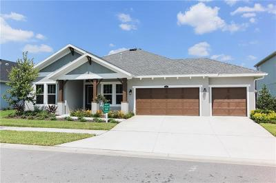 Pasco County Single Family Home For Sale: 3958 Blue Lantana Lane