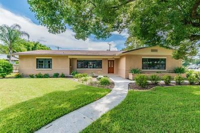 Hillsborough County, Pasco County, Pinellas County Single Family Home For Sale: 1216 Cuttingin Place