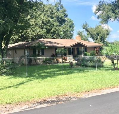 Plant City Single Family Home For Sale: 2603 Franklin Street