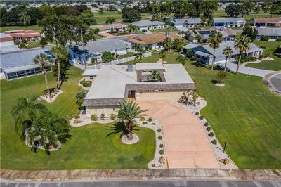 Hillsborough County, Pasco County, Pinellas County Single Family Home For Sale: 715 Sahara Drive