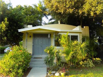 Bradenton Single Family Home For Sale: 2226 17th Avenue W