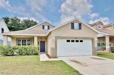Valrico Single Family Home For Sale: 3009 Summer Cruise Drive