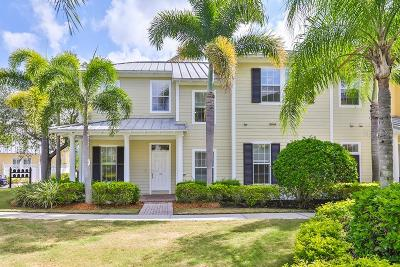 Apollo Beach Townhouse For Sale: 112 Aberdeen Pond Drive