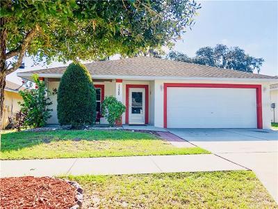 Wimauma Single Family Home For Sale: 15408 Bama Breeze Place