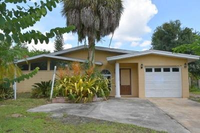 Sarasota Single Family Home For Sale: 3153 Lake Ridge Drive