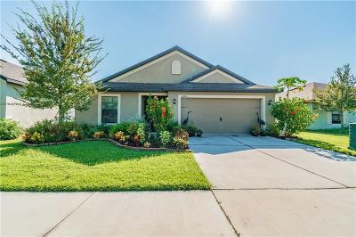 Wimauma Single Family Home For Sale: 14402 Haddon Mist Drive