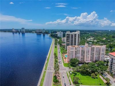 Tampa Condo For Sale: 2401 Bayshore Boulevard #1007