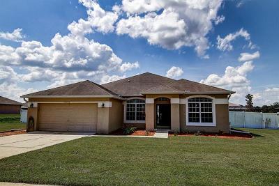 San Antonio Single Family Home For Sale: 12425 Palm Street