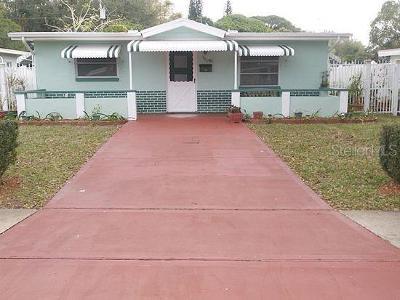 St Petersburg Single Family Home For Sale: 660 Northmoor Avenue N