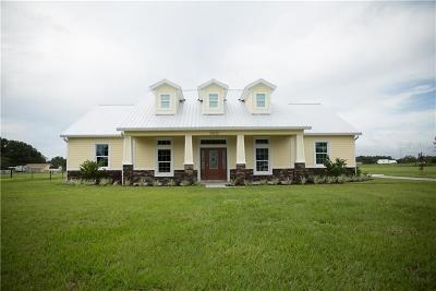 Dade City Single Family Home For Sale: 32632 Wesley Way