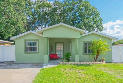 Tampa Single Family Home For Sale: 3016 W Collins Street