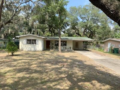 Tampa Single Family Home For Sale: 1902 E Hamilton Avenue