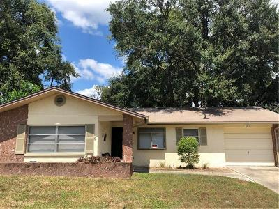Port Richey Single Family Home For Sale: 8611 Winding Wood Drive
