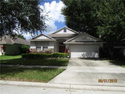 Riverview Single Family Home For Sale: 9818 Laurel Ledge Drive