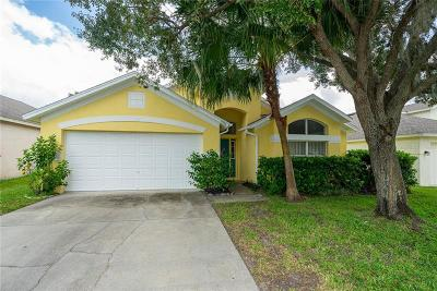 Wesley Chapel Single Family Home For Sale: 1334 Maximilian Drive