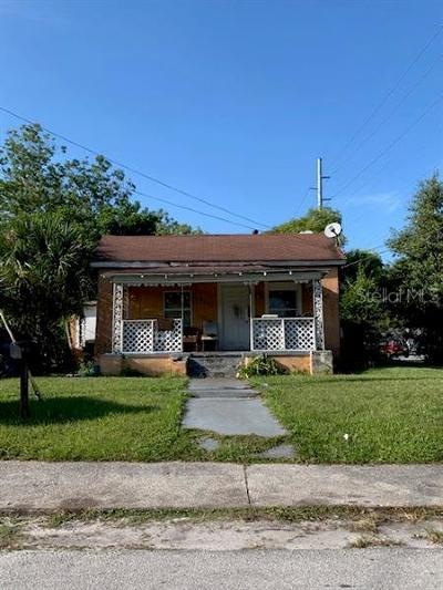 Tampa Single Family Home For Sale: 2626 E 28th Avenue