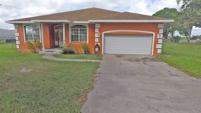 Hillsborough County Single Family Home For Sale: 5901 Smith Ryals Road