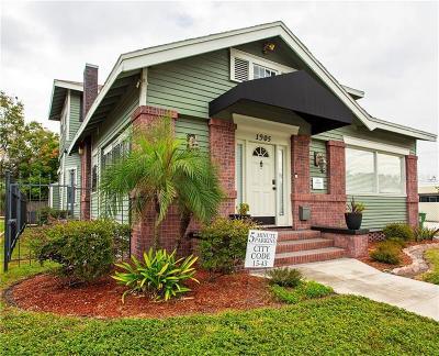 Hillsborough County Single Family Home For Sale: 1905 W Cass Street