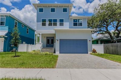Hillsborough County Single Family Home For Sale: 7701 S Obrien Street