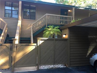Palm Harbor Condo For Sale: 1802 Lennox Road E