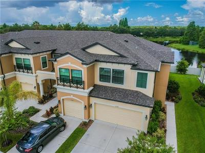 Tampa Townhouse For Sale: 11512 Crowned Sparrow Lane