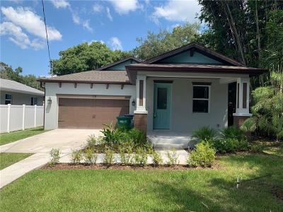 Hillsborough County Single Family Home For Sale: 125 W Hanlon Street