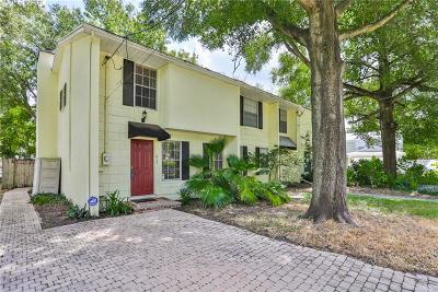 Hillsborough County Townhouse For Sale: 612 S Glen Avenue