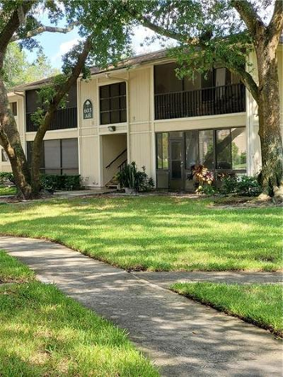 Hillsborough County, Pasco County, Pinellas County Condo For Sale: 6015 Laketree Lane #C