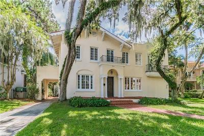 Hillsborough County Single Family Home For Sale: 804 Idlewood Avenue